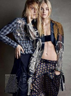 Blurred Lines (American Vogue)