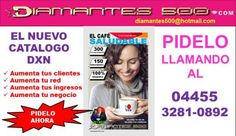 Catalogo DXN - Diamantes 500