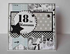 bligu - b-day Kids Birthday Cards, Decoupage, Diy And Crafts, 18th, Birthdays, Card Making, Stamp, How To Make, Inspiration