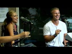 Sean Lowe from The Bachelorette with Emily Maynard. Kinda interesting. http://mix965houston.cbslocal.com/2012/07/18/sean-lowe-from-the-bachelorette-talks-about-his-love-for-emily-maynard/#