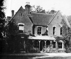 The Borley Rectory Hauntings. During a séance, co-held by Harry Price, a paranormal investigator who had leased the premise in the late from Reverend Lionel Foyster and his wife, Marianne, he would uncover what he felt to be one of the strongest pre Most Haunted, Haunted Places, Abandoned Places, Ghost Sightings, Creepy Houses, Haunted Houses, Life After Death, Real Ghosts, Ghost Stories