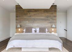 Bedroom Bedhead Wall Timber Laminate