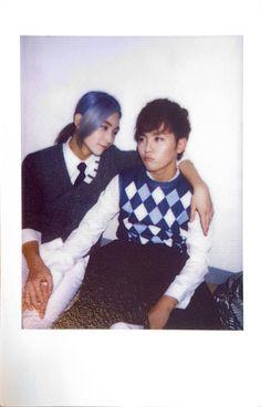 ∗ˈ‧₊° jeonghan + seungkwan || svt ∗ˈ‧₊°