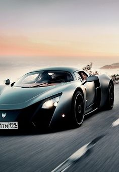 Marussia B2 (from Russia)