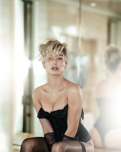 Top model Hailey Baldwin lands the number one spot of Maxim Magazine's 2017 Hot 100 list. The blonde beauty joins the ranks of Candice Swanepoel… Stephen Baldwin, Top Models, Kendall Jenner, Justin Bieber, Hailey Baldwin Model, Haley Baldwin, Corset, Maxim Magazine, Emily Bett Rickards