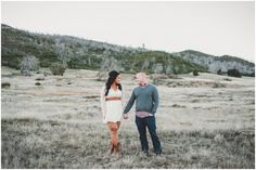 Woodsy Cuyamaca State Park Engagement session! San Diego Wedding Photography || Photography by Shelly Anderson Photography || www.shellyandersonphotography.com
