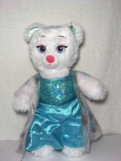 3c44f7f2058 Build A Bear Disney Frozen Elsa 17