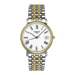 9174c80f552 Tissot Desire Gents Bracelet Watch. - Geeves Jewellers - suppliers of  watches and jewellery