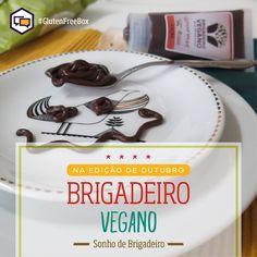 Brigadeiro Vegano - Sonho de Brigadeiro