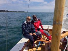 Curso de iniciação à vela #sailspot #cursos #aprender #vela #formação #escola #vougas #aveiro #cursos #sailing #equipa #alunos