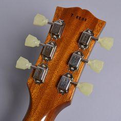 ゴールドトップの最高峰、True Historic 1957レスポールが新品特価。【無金利キャンペーン!2018/1/8まで!】Gibson Custom Shop True Historic 1957 Les Paul Vintage Antique Gold S/N:76209 レスポール ゴールドトップ 【ギブソン カスタムショップ】【新品特価】 Gibson Gold Top, Les Paul Gold Top, Les Paul Guitars, Gibson Les Paul