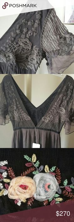FREE PEOPLE MAXI DRESS These are additional photos. BEAUTIFUL! Free People Dresses Maxi