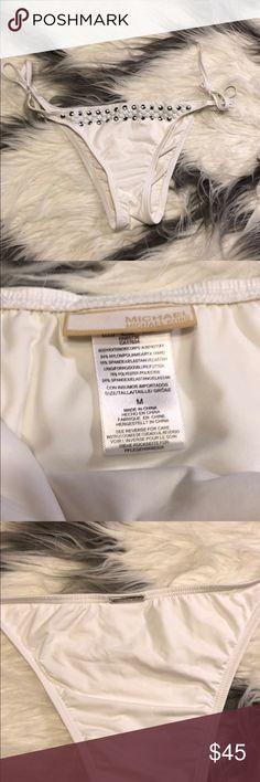Michael kors bathing suit bottom Great condition Michael Kors Swim Bikinis