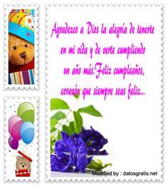 descargar mensajes bonitos de cumpleaños para mi novia,mensajes de texto de cumpleaños para mi novia: http://www.datosgratis.net/feliz-dia-mi-amor/