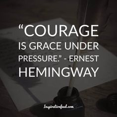 30 Short and Straightforward Ernest Hemingway Quotes on Life and Writing Ernest Hemingway, Earnest Hemingway Quotes, Nobel Prize Winners, Motivation Inspiration, Literature, Life Quotes, Poetry, Wisdom, Writing