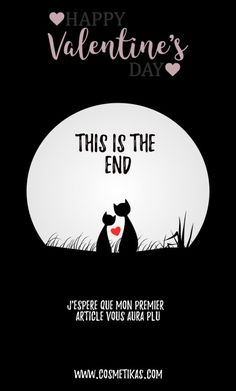 St valentin - The end
