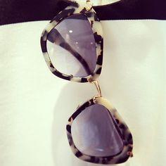 34ea4c063f MuiMui cat eye sunglasses courtesy of LibertyLondon New Glasses