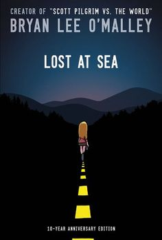 Lost at Sea HC by Bryan Lee O'Malley