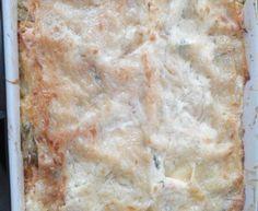 Lasagnes au saumon et aux courgettes : Recette de Lasagnes au saumon et aux courgettes - Marmiton