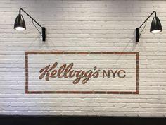 Brands Breakfast Attack: kellogg's NYC