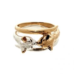 JACEY WITHERS CAT RING