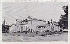 Roosevelt Jr High San Jose, CA