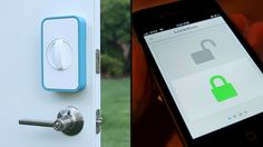 Lockitron lets you unlock your door with your phone. Share access with family and friends instantly,