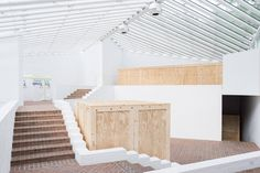 The sculpture gallery designed by American architect Philip Johnson in the grounds of his iconic Glass House in Connecticut has been restored to its former glory.
