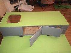 Der Bus, Corner Desk, Projects, Furniture, Home Decor, Homemade Home Decor, Corner Table, Home Furnishings, Interior Design