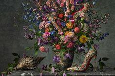 Campanha da Christian Louboutin é inspirada por impressionistas
