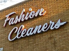 Fashion Cleaners.  Dalton, GA