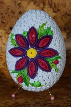 Image result for quilling kwiaty łatwe