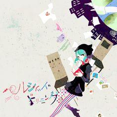 Hatsune Miku by Komako