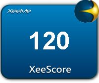 My current XeeScore is  120. XeeScore represents my social presence value. See my entire social presence: http://xeeme.com/QualityMediaNetwork Get your own social presence tool: http://xeeme.com/?r=7ON2kvHqRcAv