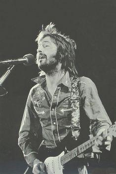 Eric Clapton 1974 Jersey City