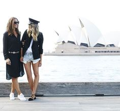 Tash Sefton and Elle Ferguson of TheyAllHateUs reveal how they have over 950K Instagram followers.