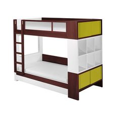 Would love this bed for Emma's room.  Maybe the hub's will build it for her