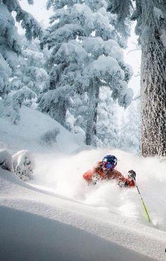 Whoo!  #Skiing #ski #winter Re-pinned by www.avacationrental4me.com