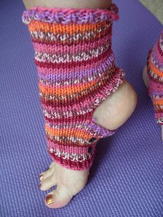 #Yogalates Socks