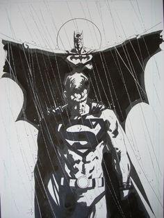batman + superman
