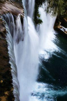 Bosnia & Herzegovina: Jajce Waterfall
