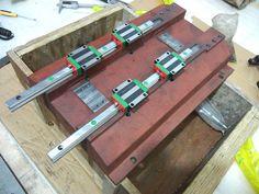 7xCNC - Minilathe CNC :: Skyfire CNC Part 2 - Machining & Fitting Mini Cnc Lathe, Cnc Parts, Stepper Motor, Guitar, Guitars