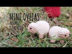 Tutorial Mini Oveja Amigurumi Nacimiento - YouTube