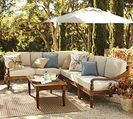 Chatham Sectional Set | Pottery Barn