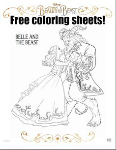 Free Printable Beauty And The Beast Hershey Kiss Labels Disney - beauty and the beast coloring pages live action