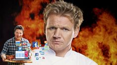 14 chefs compete in tonight's episode of Hell's Kitchen. Who will rise and who will falter in Episode Who still has a chance at becoming Head Chef at Gordon Ramsay's Pub & … Hells Kitchen, Apropiación Cultural, School Quiz, Chef Gordon Ramsay, Kitchen Nightmares, Kitchen Reviews, Cooking Competition, Shark Bait, Interview