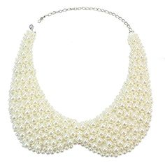 1x Fashion Women Lady Faux Pearl Alloy Chain Choker Statement Collar Necklace ReFaXi http://www.amazon.com/dp/B00YED7BB0/ref=cm_sw_r_pi_dp_KdBBwb1TRX93H