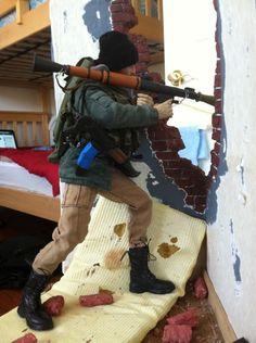 Modern War (1990s to Present) Chechen Fighting Cell - Second Chechen War - OSW: One Sixth Warrior Forum
