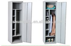 Competitive price one tier single door steel locker cabinet/gym metal locker/godrej almirah designs locker with price