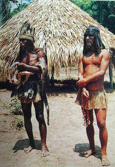 Ipixunas Tribe, Amazon